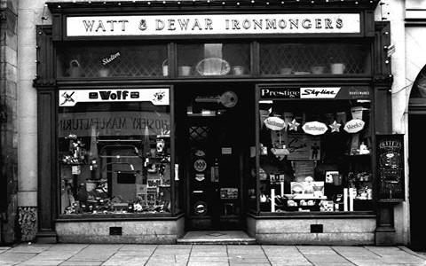 Watt and Dewar