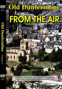 Dunfermline from the air